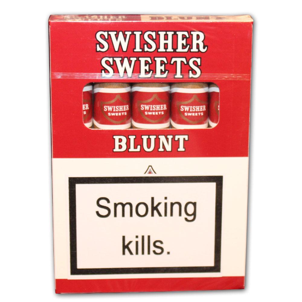 Swisher sweets blunts